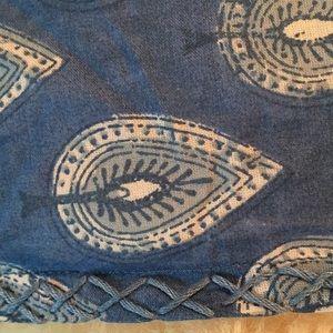 Calypso St. Barth Swim - Calypso St Barth sarong / shawl, 72x72, cotton